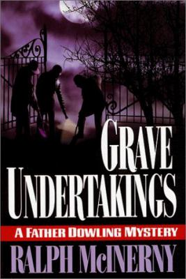 Cover image for Grave undertakings