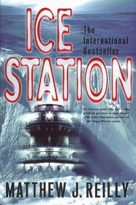 Cover image for Ice station