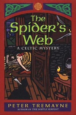 Cover image for The spider's web : a Celtic mystery