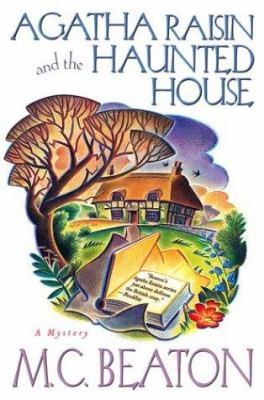 Cover image for Agatha Raisin and the haunted house
