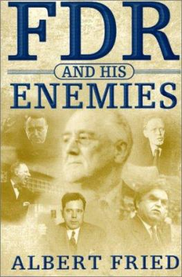 Cover image for FDR and his enemies