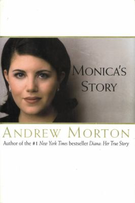 Cover image for Monica's story