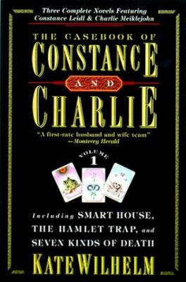 Cover image for The casebook of Constance and Charlie, Volume 1