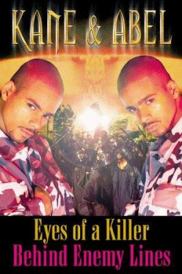 Cover image for Eyes of a killer ; Behind enemy lines