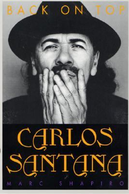 Cover image for Carlos Santana : back on top