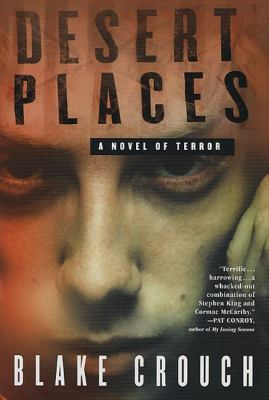 Cover image for Desert places : a novel of terror