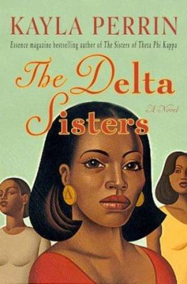 Cover image for The Delta sisters