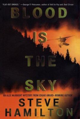 Cover image for Blood is the sky