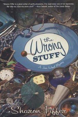 Cover image for The wrong stuff