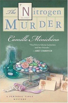 Cover image for The nitrogen murder : a periodic table mystery