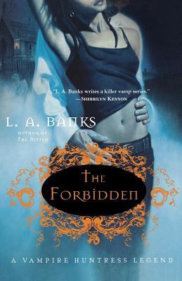 Cover image for The forbidden : a vampire huntress legend