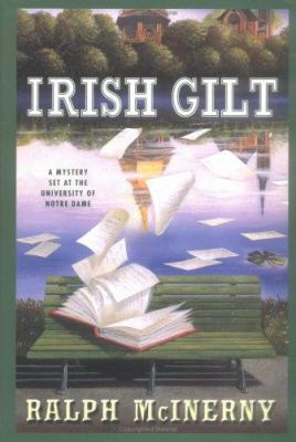 Cover image for Irish gilt