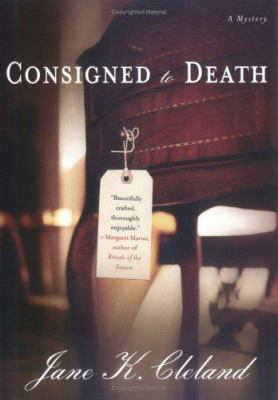 Cover image for Consigned to death