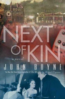 Cover image for Next of kin