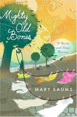 Cover image for Mighty old bones