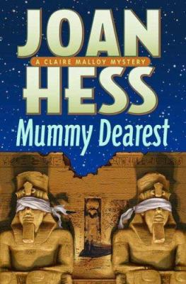 Cover image for Mummy dearest