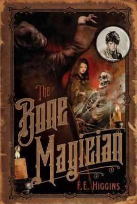 Cover image for The bone magician