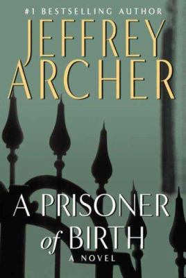 Cover image for A prisoner of birth