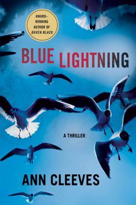 Cover image for Blue lightning