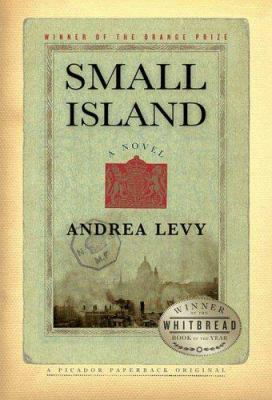 Cover image for Small island