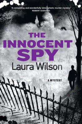 Cover image for The innocent spy