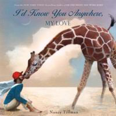 Cover image for I'd know you anywhere, my love