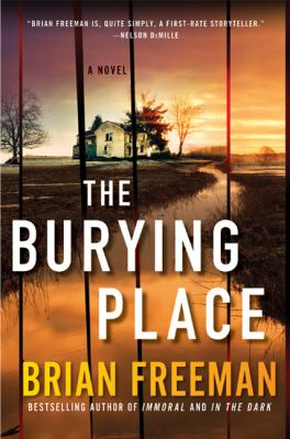 Cover image for The burying place