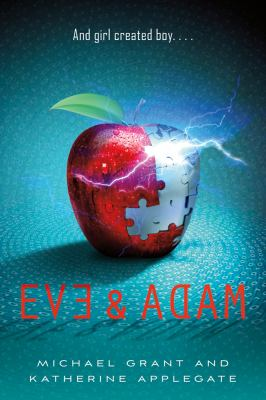 Cover image for Eve & Adam