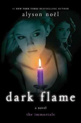 Cover image for Dark flame : [a novel]