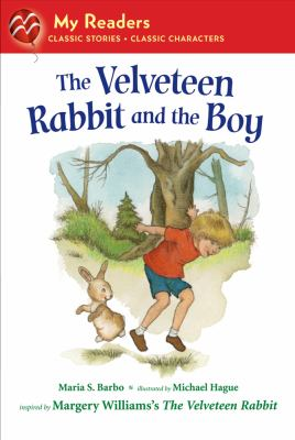 Cover image for The Velveteen Rabbit and the boy