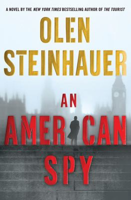 Cover image for An American spy