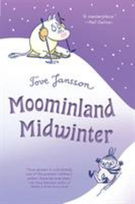 Cover image for Moominland midwinter