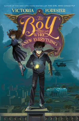 Cover image for The boy who knew everything