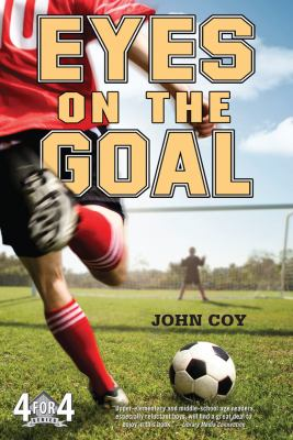 Cover image for Eyes on the goal