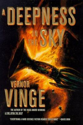 Cover image for A deepness in the sky