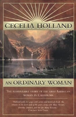 Cover image for An ordinary woman : a dramatized biography of Nancy Kelsey