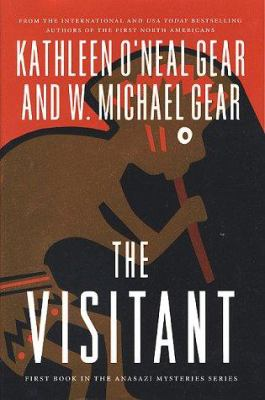 Cover image for The visitant