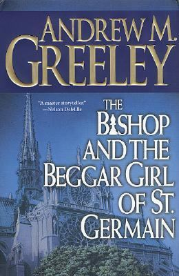 Cover image for The Bishop and the beggar girl of St. Germain