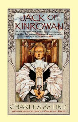 Cover image for Jack of Kinrowan