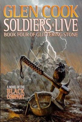 Cover image for Soldiers live