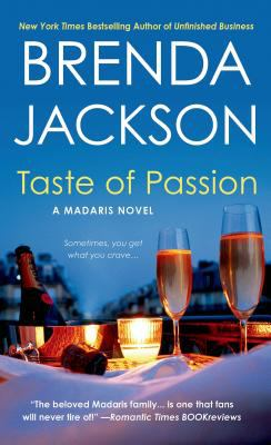 Cover image for Taste of passion