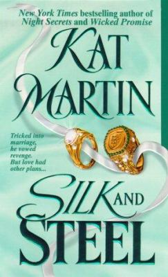 Cover image for Silk and steel