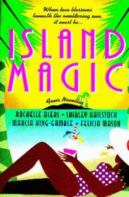 Cover image for Island magic : [four novellas]