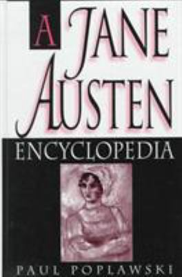 Cover image for A Jane Austen encyclopedia