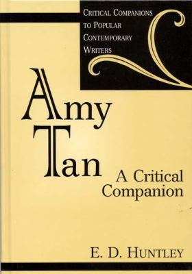 Cover image for Amy Tan : a critical companion