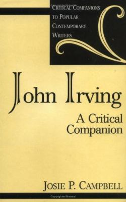 Cover image for John Irving : a critical companion