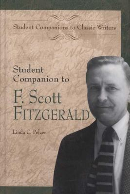 Cover image for Student companion to F. Scott Fitzgerald
