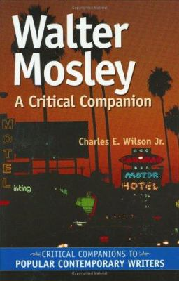 Cover image for Walter Mosley : a critical companion