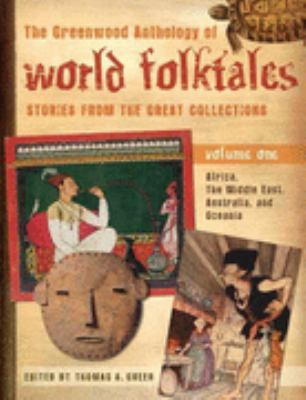 Cover image for The Greenwood library of world folktales : stories from the great collections