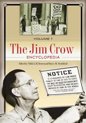 Cover image for The Jim Crow encyclopedia